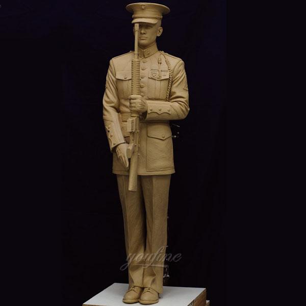 Military Bronze Statues-Bronze Military Statues,Bronze ...