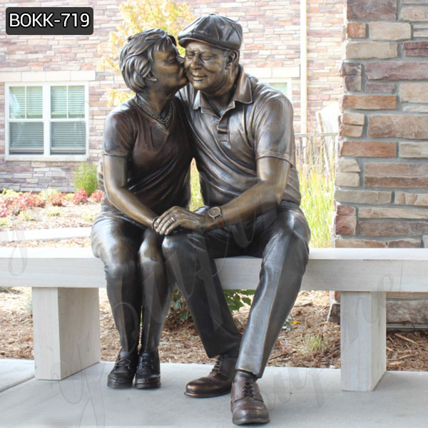 Life Size Bronze Custom Made Statue of Yourself  BOKK-719