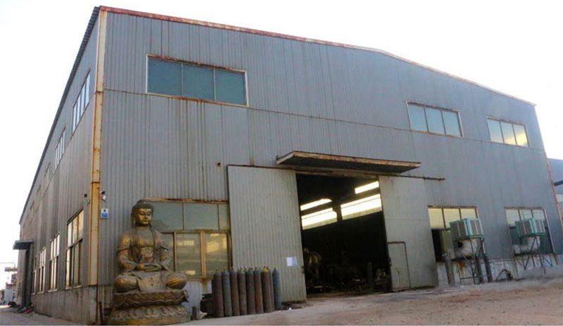 life size bronze hippo statue