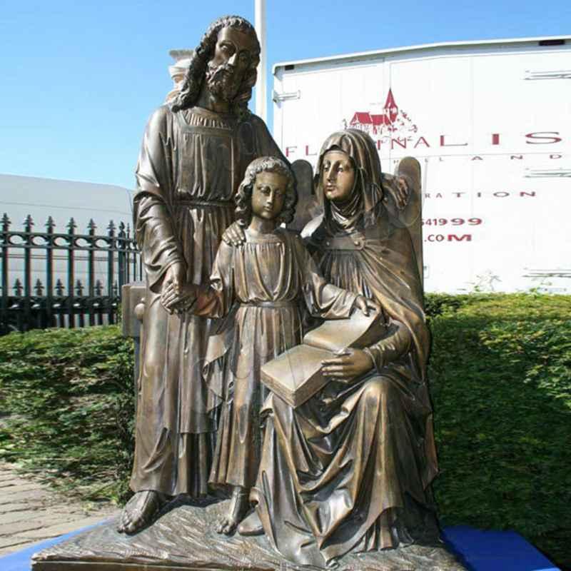 Life Size Mary Joseph and Baby Jesus Catholic