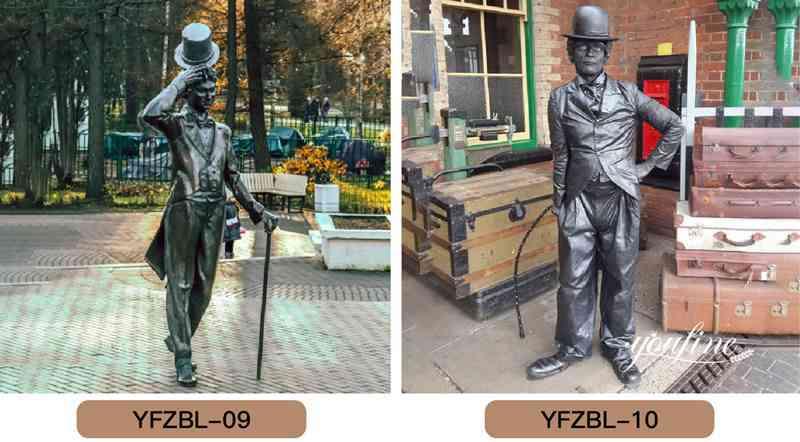 Garden Life-size bronze statue
