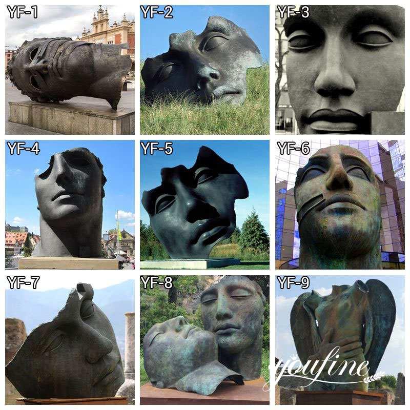 Igor Mitoraj Sculpture Replica